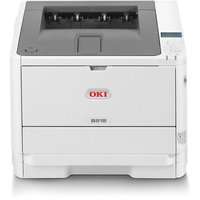 OKI B512dn
