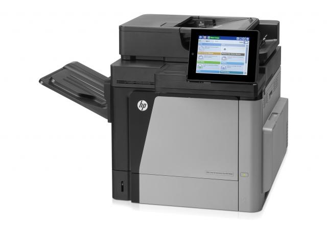 HP Color LaserJet Enterprise Flow M680f