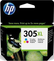Kartuša HP 305 XL barvna/color (3YM63AE) - original