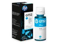 Kartuša HP GT52 modra/cyan steklenička original