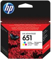 Kartuša HP 651 barvna (C2P11AE) original