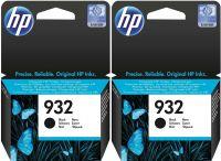 Kartuša HP 932 črna/black (CN057AE) 2 KOSA - original POSEBNA AKCIJA BREZPLAČNA DOSTAVA!