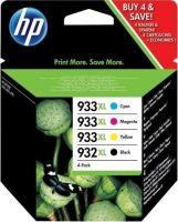 Kartuša HP 932XL/933XL komplet 4 kartuš (C2P42AE) komplet - original
