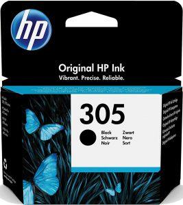 Kartuša HP 305 črna/black (3YM61AE) - original