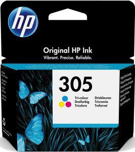 Kartuša HP 305 barvna/color (3YM60AE) - original
