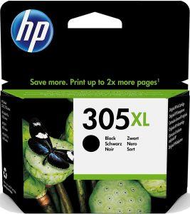 Kartuša HP 305 XL črna/black (3YM62AE) - original