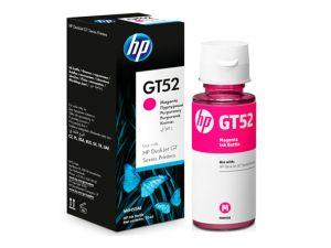 Kartuša HP GT52 rdeča (magenta) steklenička barva original