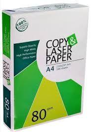 Papir fotokopirni A4 80g 500 listov