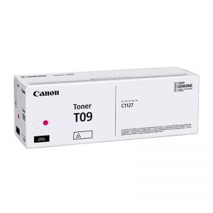 Toner Canon T09 (3018C006AA) (škrlatna), original