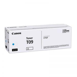 Toner Canon T09 (3019C006AA) (modra), original