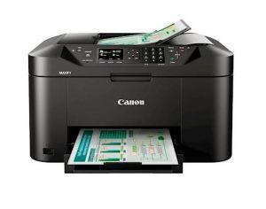 Večfunkcijska brizgalna naprava CANON Maxify MB2150